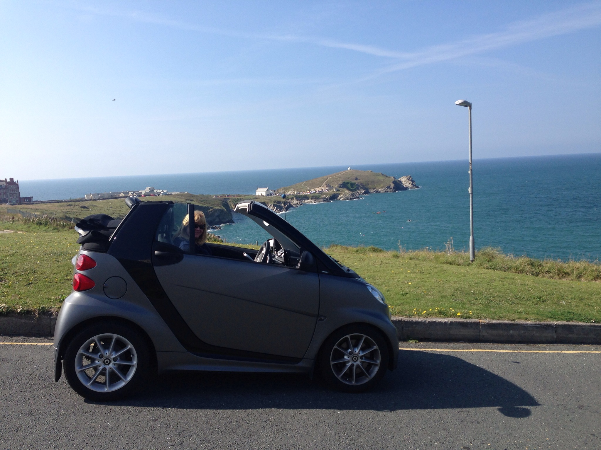 Smartie in Cornwall