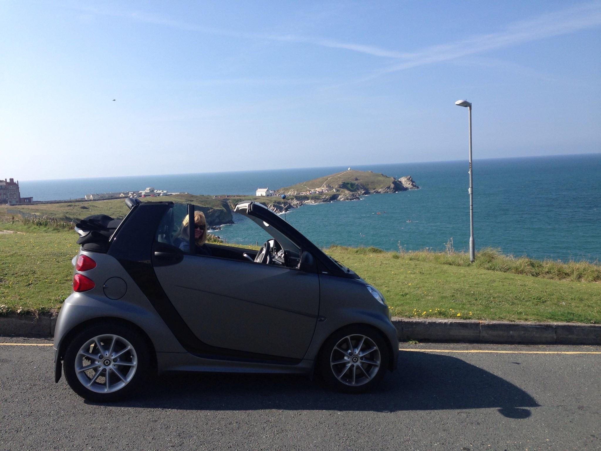 Smartie in Cornwall