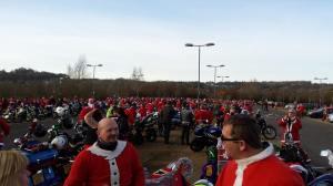 Santa's everywhere