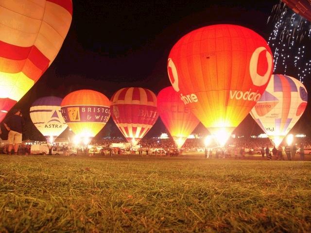 Bristol International Balloon Fiesta Bristol Balloon Fiesta