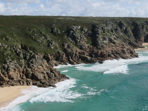 Minack Theatre coast 1